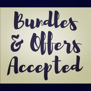 Other - Offers🛍Bundles